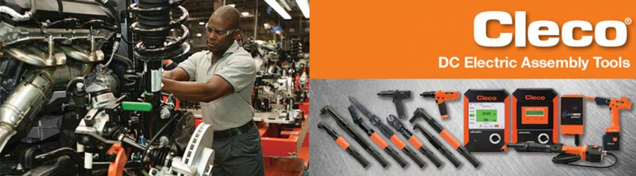 Cleco DC Electric Assembly Tools
