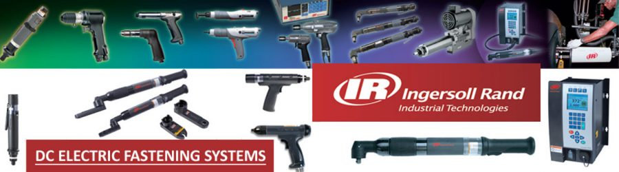 IR DC Electric Fastening Systems